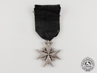 A British Order of St. John, Brother's Breast Badge