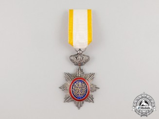 A French Colonial Order of Cambodia, Knight