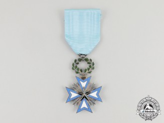 France, Colonial. A Dahomey Order of the Black Star of Benin, Knight