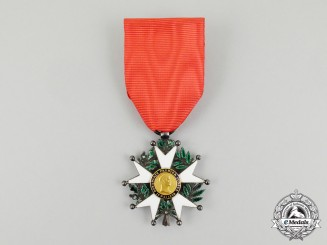 A Second Republic French Order of the Legion of Honour; 5th Class
