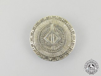 A Third Reich Period Runic Badge