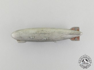 A Third Reich Period German Zeppelin Badge