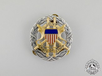 United States. A Department of Defense Office of the Joint Chiefs of Staff Identification Badge