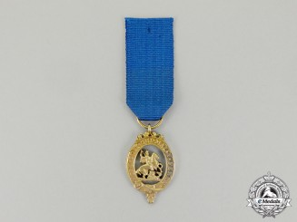 Great Britain. A Miniature Most Noble Order of the Garter