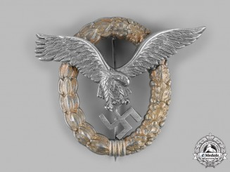 Germany, Luftwaffe. A Pilot's Badge