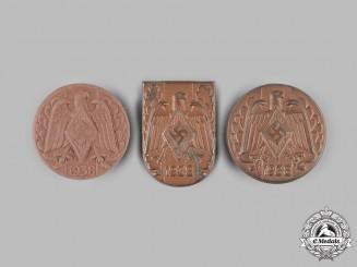 Germany, HJ. A Group of HJ 1938 Badges