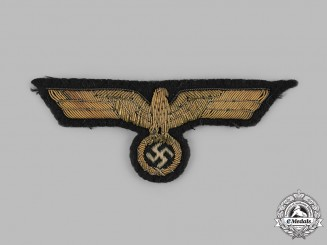 Germany, Heer. A Panzer General's Tunic Breast Eagle