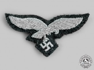 Germany, Luftwaffe. An Officer's Breast Eagle