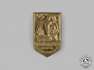 Germany, NSV. A National Socialist People's Welfare (NSV) Mother and Child Assistance Badge