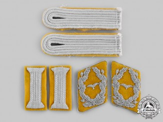 Germany, Luftwaffe. A Lot of Rank Insignia