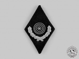 Germany, SS. A Marksman Sharpshooter Sleeve Diamond
