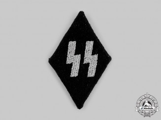Germany, SS. A Fencing Jacket Arm Badge
