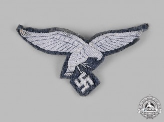 Germany, Luftwaffe. An Officer's Tunic Breast Eagle