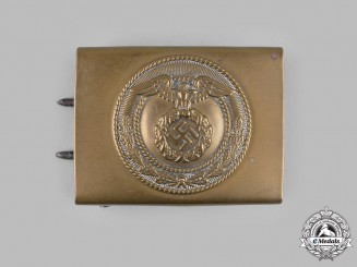 Germany, SA. A Sturmabteilung (SA) EM/NCO's Belt Buckle