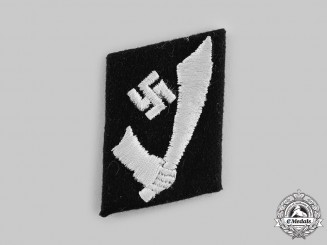 Germany, SS. A 13th SS Handschar Collar Tab.