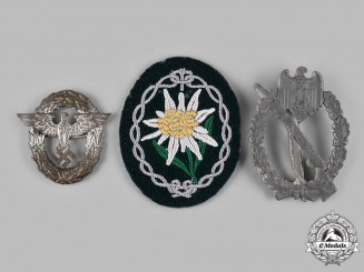 Germany, Wehrmacht. A Lot of Wehrmacht Badges