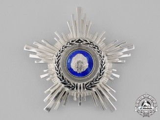 Romania, People's Republic. An Order of the Star of the Socialist Republic, IV Class