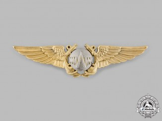United States. A Navy Radar Observer Badge, c.1943