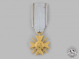 Bulgaria, Kingdom. A Military Order for Bravery, II Class Soldier's Cross for Bravery, c.1915