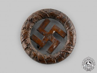 Germany, NSDAP. A 1933 Gau Munich Event Badge