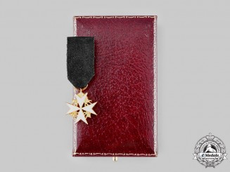 United Kingdom. A Spink-Made Order of St. John, Miniature