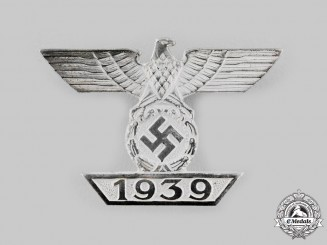 Germany, Wehrmacht. A Clasp to Iron Cross I Class 1939, by B.H. Mayer