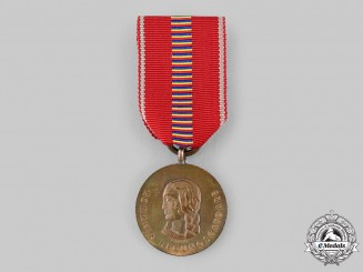 Romania, Kingdom. A Crusade Against Communism Medal 1941