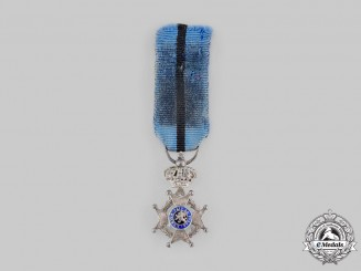 Belgium, Kingdom. An Order of Leopold II, Miniature, c.1910
