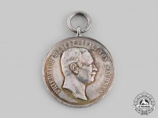 Saxony, Kingdom. A Life Saving Medal, Type VIII, c.1915