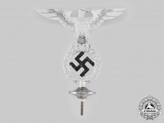 Germany, NSDAP. A First Pattern NSDAP Flag Pole Finial