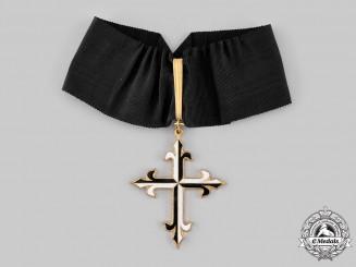 Dominican Republic. A Religious Order, Commander Cross, c.1950