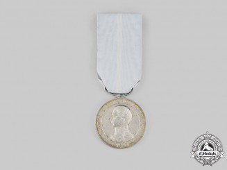 Portugal, Kingdom. An Exemplary Conduct Medal, Silver Medal, by S. Silva, c.1880