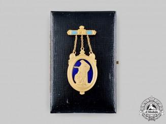 International. A Royal Masonic Hospital Jewel, by Spencer & Co., c.1909
