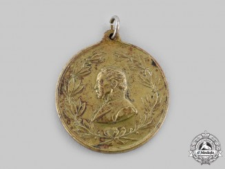 Austria, Imperial. A Medal Commemorating the Radetzky Monument, c. 1892