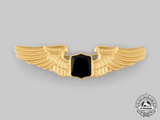 Libya, Republic. An Air Force Pilot Badge