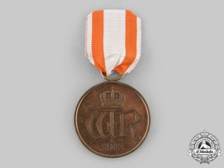Prussia, State. A General Service Military Merit Medal, , c. 1915