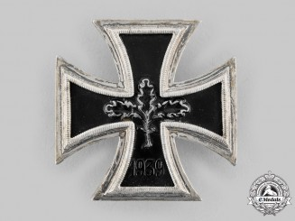 Germany, Wehrmacht. A 1939 Iron Cross, I Class, 1957 Model