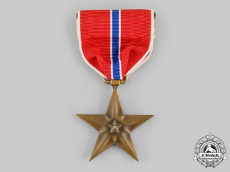 United States. A Bronze Star