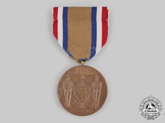 United States. An Army of Cuban Pacification Medal 1906-1909
