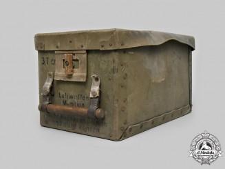 Germany, Luftwaffe. A Luftwaffe Flak Ammunition Case