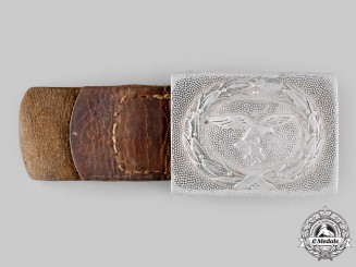 Germany, Luftwaffe. An EM/NCO's Belt Buckle, by Franz Reischauer
