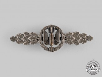 Germany, Luftwaffe. A Bomber Flight Clasp, Silver Grade