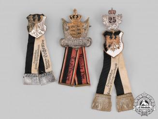 Germany, Weimar Republic. A Lot of Veterans Association Membership Badges