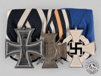 Germany, Third Reich. A Medal Bar