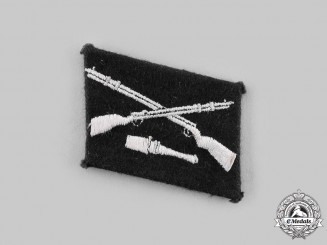 "Germany, SS. A 36th Waffen Grenadier Division of the SS ""Dirlewanger"" EM/NCO's Collar Tab"