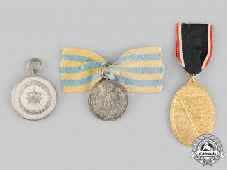 Germany, Imperial. A Lot of Three Decorations & Awards