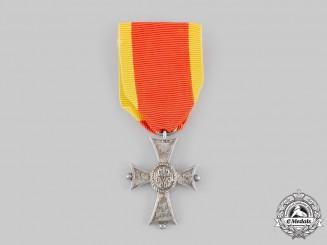 Braunschweig, Duchy. An Order of Henry the Lion, II Class Merit Cross, by Siebrecht