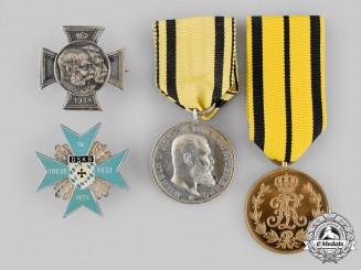 Germany, Imperial. A Lot of Medals and Badges