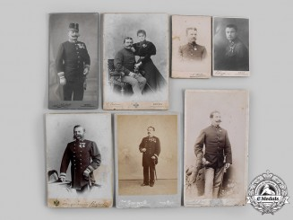 Austro-Hungarian, Empire. A Lot of Photographs