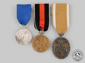 Germany, Third Reich. A Lot of Commemorative Medals